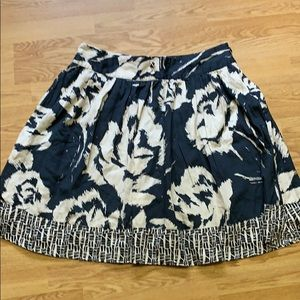 St. John's Bay Fit and Flare Skirt